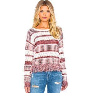 MINKPINK Fringe Sweater